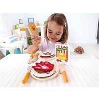 Hape Pfannkuchen-Set, 22tlg.