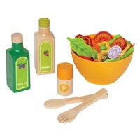 Hape garden salad set 36pcs