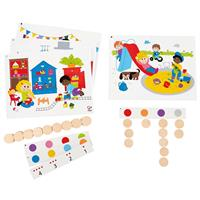 Hape Find and Count Colors