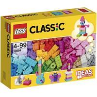 Lego Classic - LEGO Baustein-Ergänzungsset Pastell