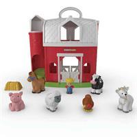 CHJ51 Little People Tierfreunde Bauernhof Detaillierte Ansicht 02
