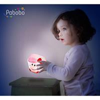 Pabobo LED Nachtlicht Lumilove Little Miss Hug