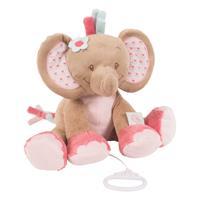 Nattou Spieluhr Rose der Elefant