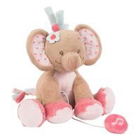 Nattou Mini Spieluhr Rose der Elefant