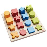 Haba Sorting Game Shape Mix