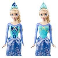 Mattel BDK33 Disney Princess Die Eiskönigin Farbwechselzauber Puppe Elsa