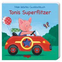 Haba Gucklochbuch: Tonis Superflitzer