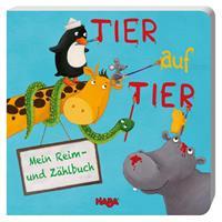 Haba Reim- und Zählbuch: Tier auf Tier