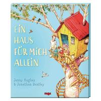 Haba Bilderbuch: Ein Haus für mich allein