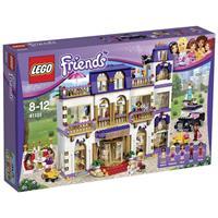 Lego Friends Heartlake Großes Hotel Detailansicht 01