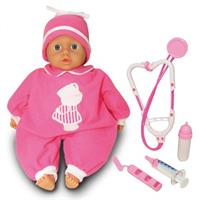 Amia Doctor Doll with Accessories