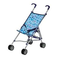 Amia Mini-Doll-Buggy blue