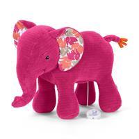 Sterntaler Spieluhr L Elefant pink
