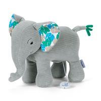Sterntaler Spieluhr L Elefant grau