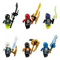 Lego Ninjago Airjitzu Flieger Figur wählbar Detaillierte Ansicht 02
