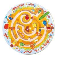 Haba Magnetspiel Maulwurflabyrinth