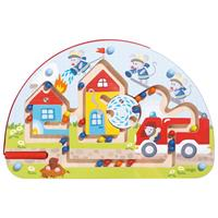 Haba Magnetic Game Mice Firefighters