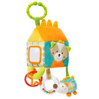 BabyFehn Sleeping Forest Activity Haus mit C-Ring
