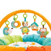 BabyFehn Sleeping Forest 3D Activity Nest Forest Detailansicht 01