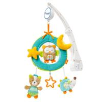 BabyFehn Sleeping Forest Reise-Musik-Mobile