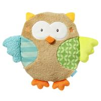 Babyfehn Sleeping Forest Cherry Pit Pillow Owl