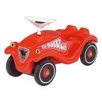 BIG Bobby Car Classic mit Flüsterrädern und Schuhs Detailansicht 01