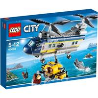 Lego City 60093 Tiefsee-Helikopter