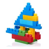 Mega Bloks DCH63 First Builders Bausteinebeutel  Detailansicht 01