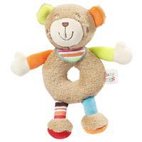 Baby Fehn Ring-Rattle Teddy