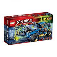 Lego Ninjago Jay Walker One Detailansicht 01