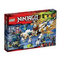 Lego Ninjago Meister Wu's Drache Detailansicht 01