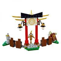 Lego Ninjago Meister Wu's Drache Detaillierte Ansicht 02