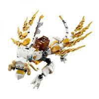 Lego Ninjago Meister Wu's Drache Ansichtsdetail 03