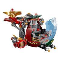 Lego Ninjago Ronin R E X Detaillierte Ansicht 02