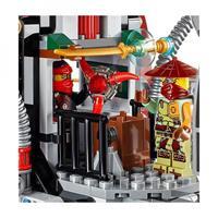 Lego Ninjago Ronin R E X  Ausschnitt 04