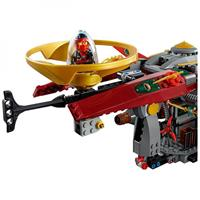 Lego Ninjago Ronin R E X Auszug 06