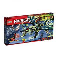 Lego Ninjago Angriff des Morro Drachens Detailansicht 01