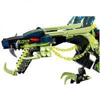 Lego Ninjago Angriff des Morro Drachens Detail 05