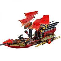 Lego Ninjago Der letzte Flug des Ninja Flugsegle Detaillierte Ansicht 02