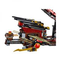 Lego Ninjago Der letzte Flug des Ninja Flugsegle Ansichtsdetail 03