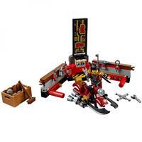 Lego Ninjago Der letzte Flug des Ninja Flugsegle Auszug 06