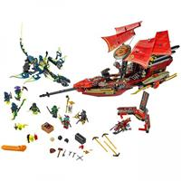 Lego Ninjago - Der letzte Flug des Ninja-Flugsegle