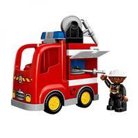 Lego Duplo Löschfahrzeug Ansichtsdetail 03