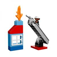 Lego Duplo Löschfahrzeug Detail 05