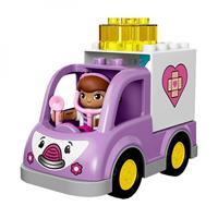 Lego Duplo Doc Mc Stuffins Rosie der Krankenwage Detaillierte Ansicht 02