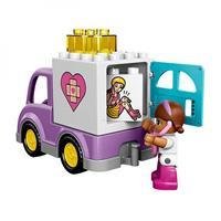 Lego Duplo Doc Mc Stuffins Rosie der Krankenwage Ansichtsdetail 03