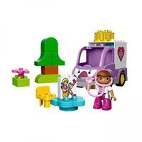 Lego Duplo - Doc Mc Stuffins Rosie der Krankenwagen
