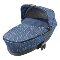 Maxi-Cosi faltbarer Kinderwagenaufsatz für Mura 3 & 4, Elea & Streety Denim Hearts