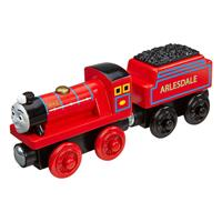 Fisher-Price Thomas und seine Freunde - Lokomotive Mike aus Holz