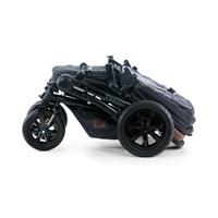 MOON Kinderwagen TREGG inkl  Alu Wanne Design 2016 Ausschnitt 04